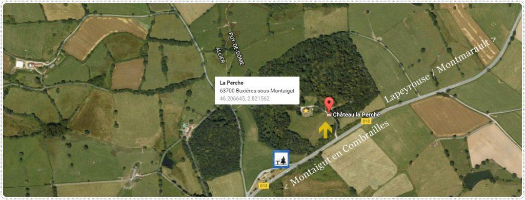 #contact #googlemaps #chateaulaperche #opnaarfrankrijk
