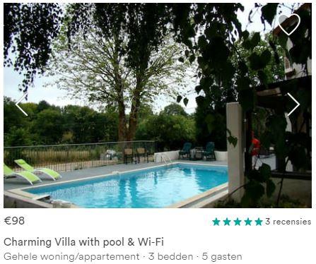 airbnb villa combrailles